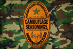 Camouflage Seasonings