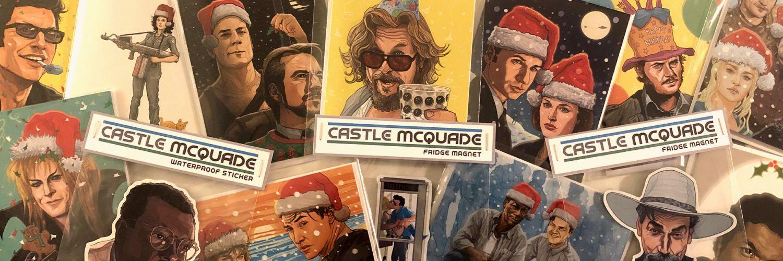 PJ McQuade, owner of Castle McQuade