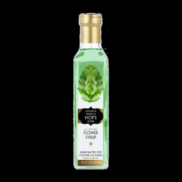 Cascade & Amarillo Hops Elixir 8.5 oz
