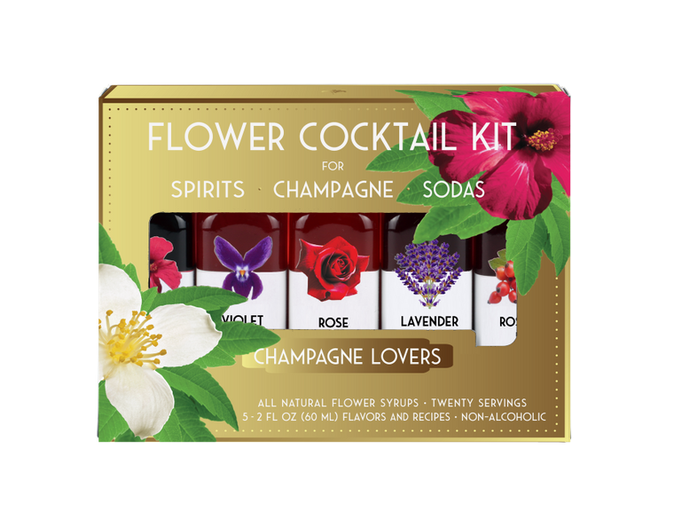 Champagne Lovers Kit