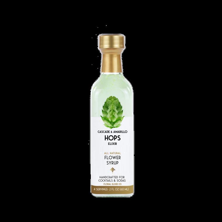 Cascade & Amarillo Hops Elixir 2 oz