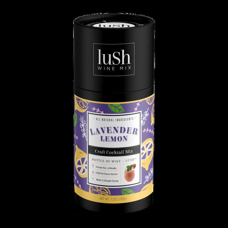 Lavender Lemon Singles
