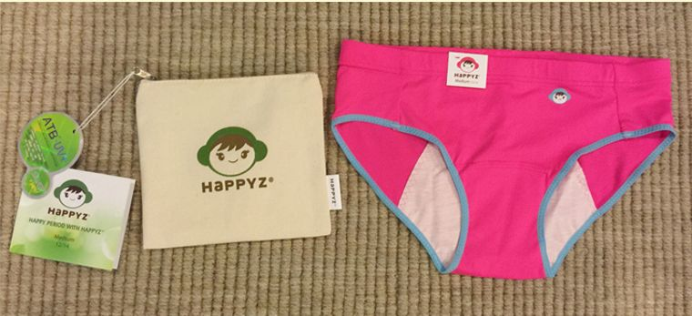 No Leak Period Panty for Preteen and Teens
