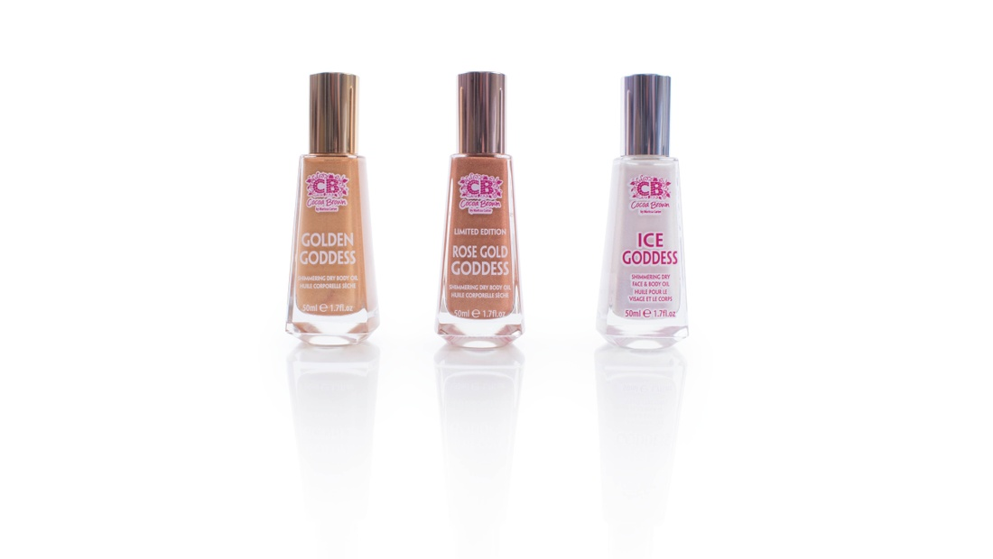Cocoa Brown Goddess Oil Collection