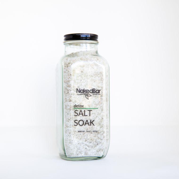 Detox Salt Soak