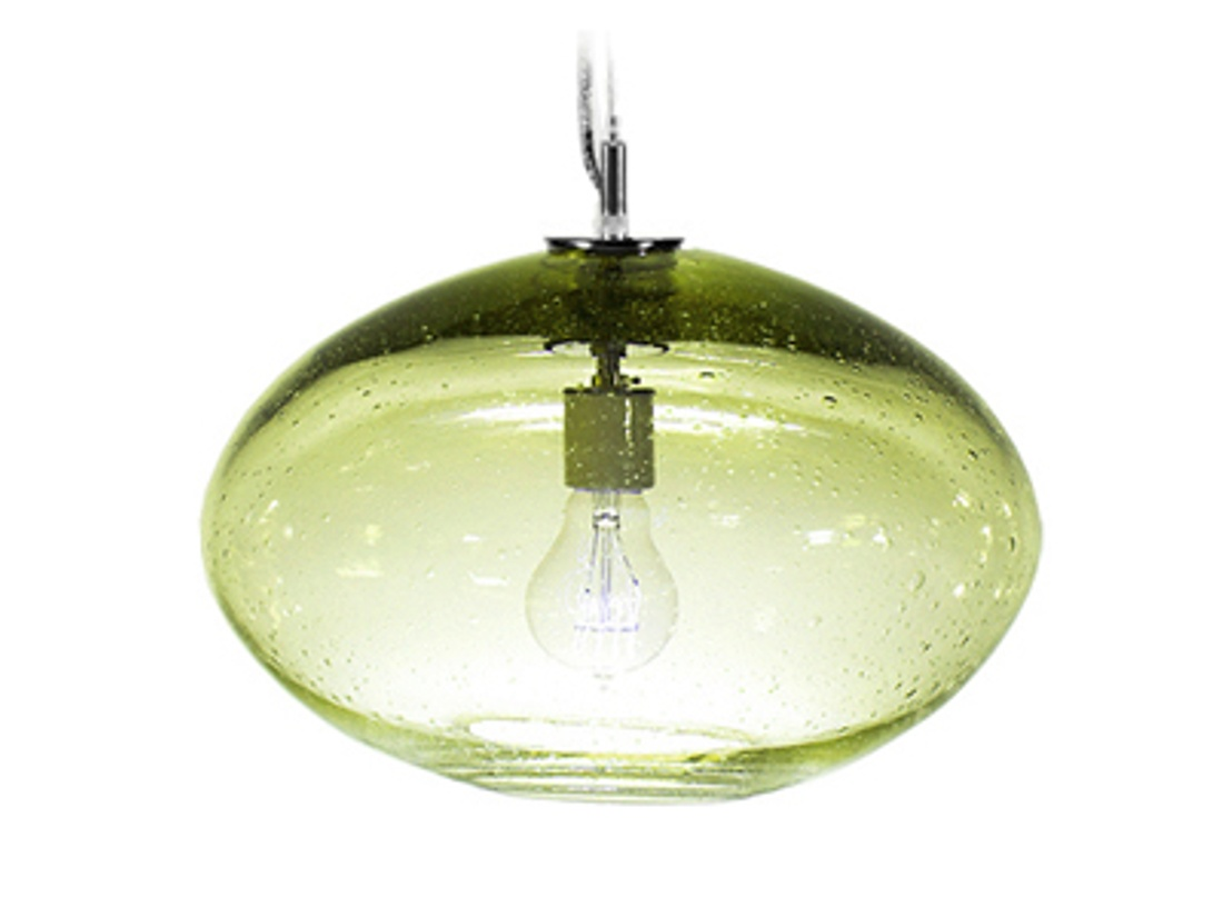 Fizz Collection Orbit Pendant Citron