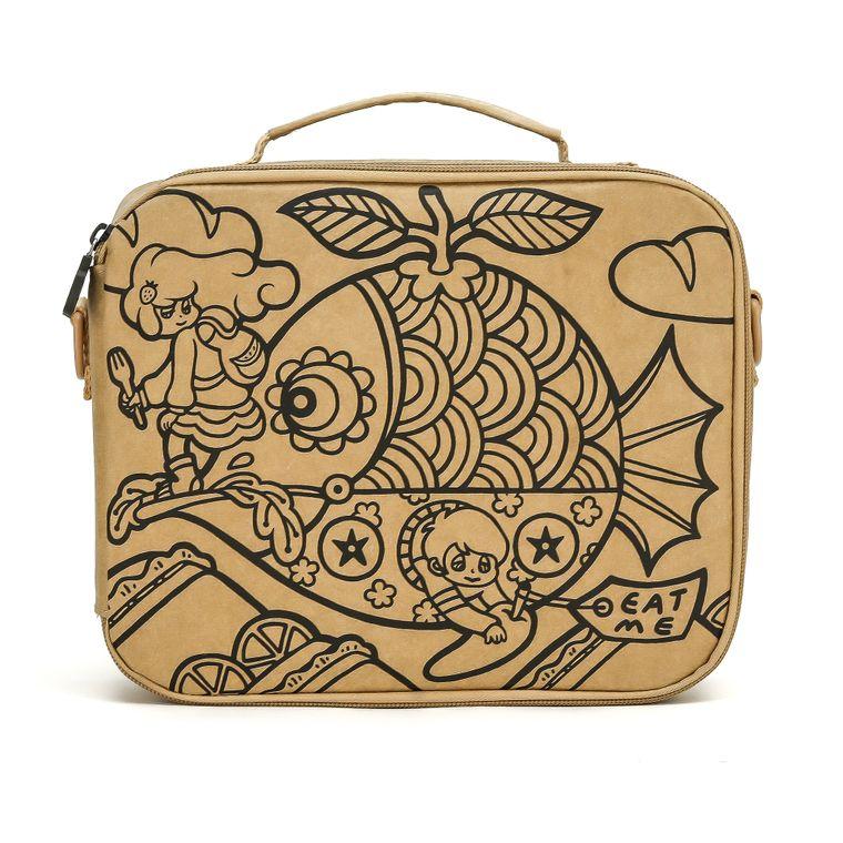 LunchKraft® Lunchbox (Taiyaki Adventure)