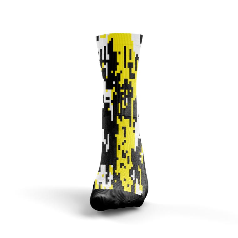 Digital Yellow Camo