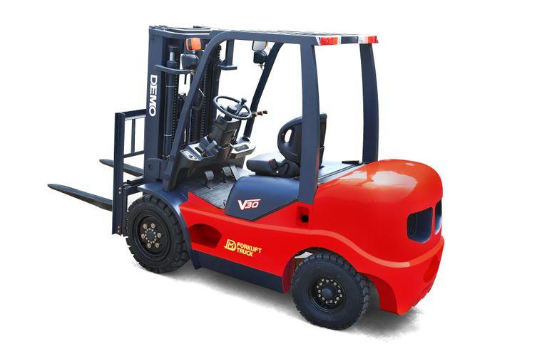 DEMO Diesel Forklift Truck