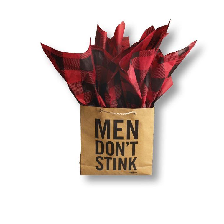 BAG Men Don't Stink