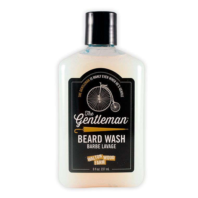 Gentleman Beard Wash