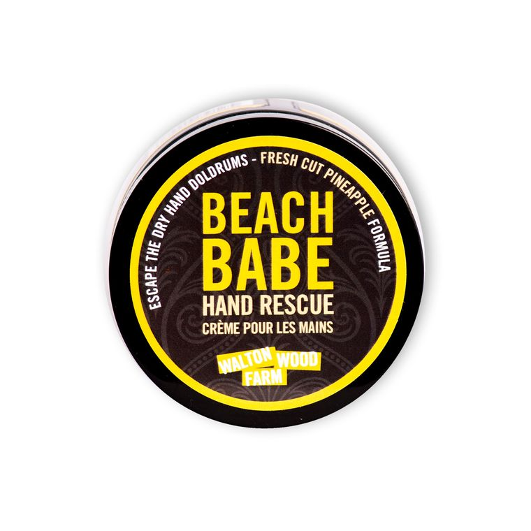 Beach Babe Hand Rescue 4oz