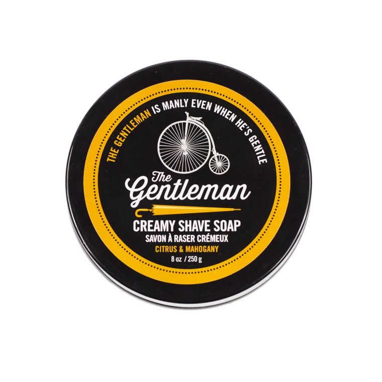 Gentleman Shave Soap