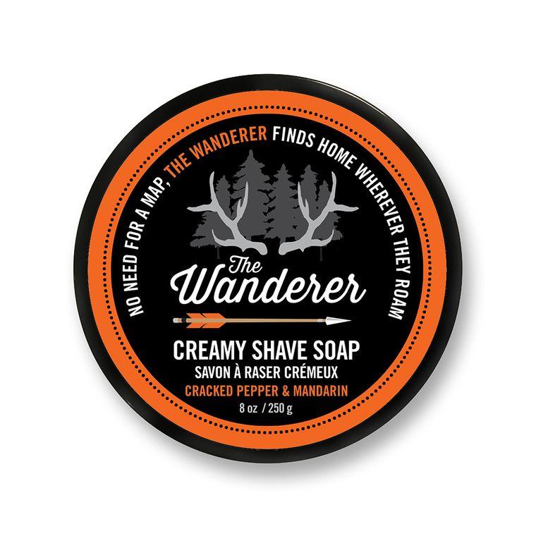 Wanderer Shave Soap