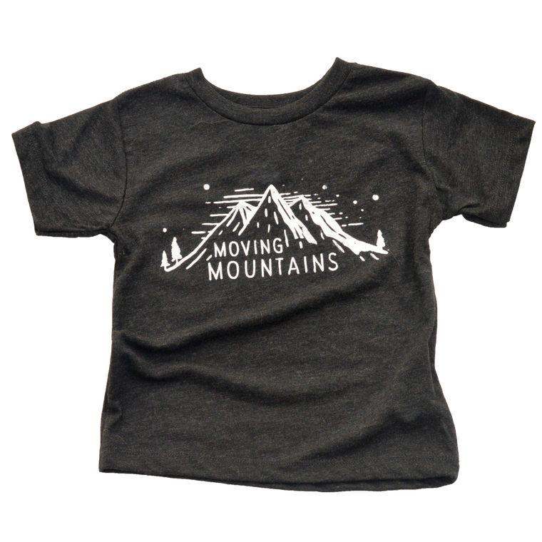 Moving Mountains Toddler Tee