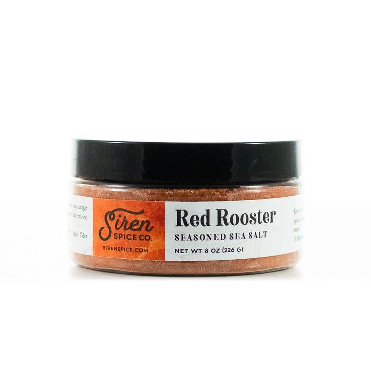Siren Spice Red Rooster Seasoned Sea Salt