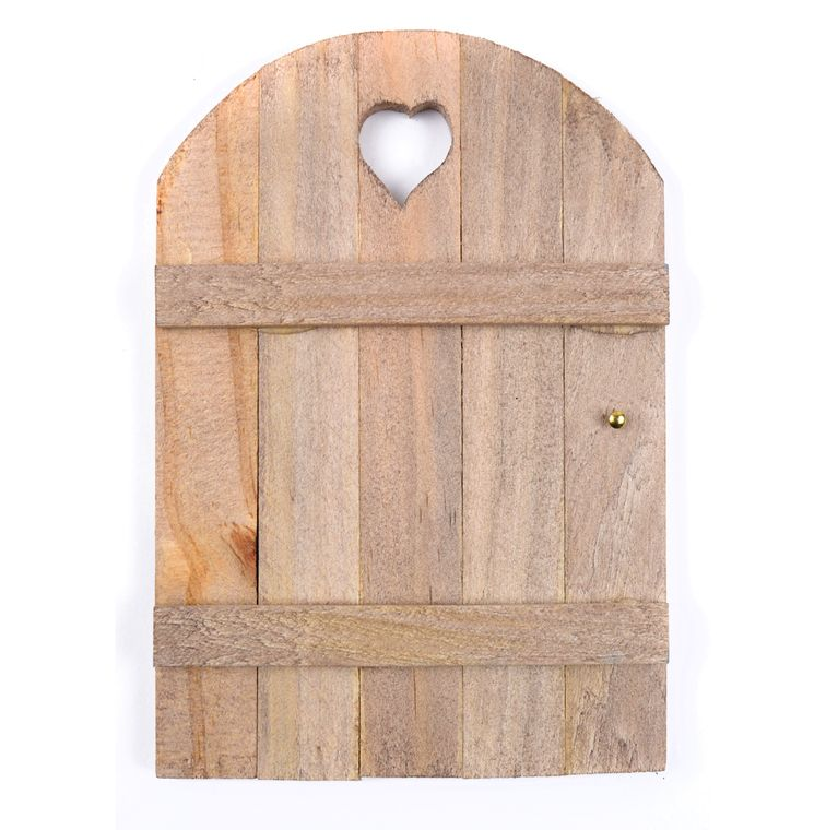 """6"""" Wooden Door"""