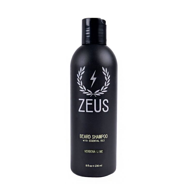 Zeus Beard Shampoo, Verbena Lime