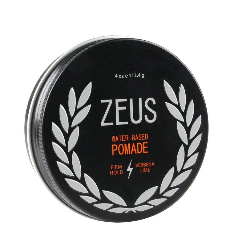 Zeus Firm Hold Pomade, Verbena Lime