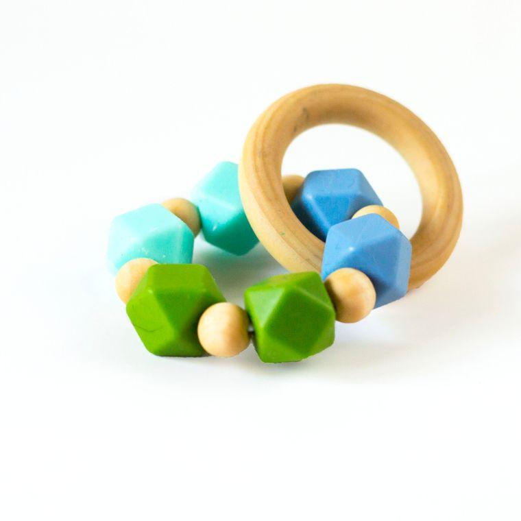 Hexi Teething Ring AGB