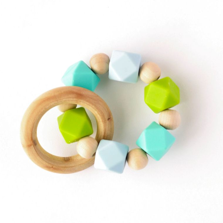 Hexi Teething Ring MGB