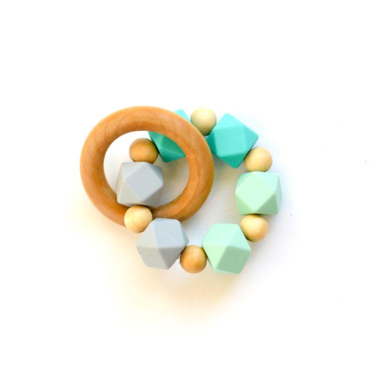 Hexi Teething Ring MGO