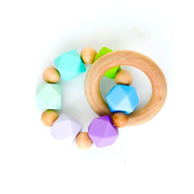 Hexi Teething Ring PAR