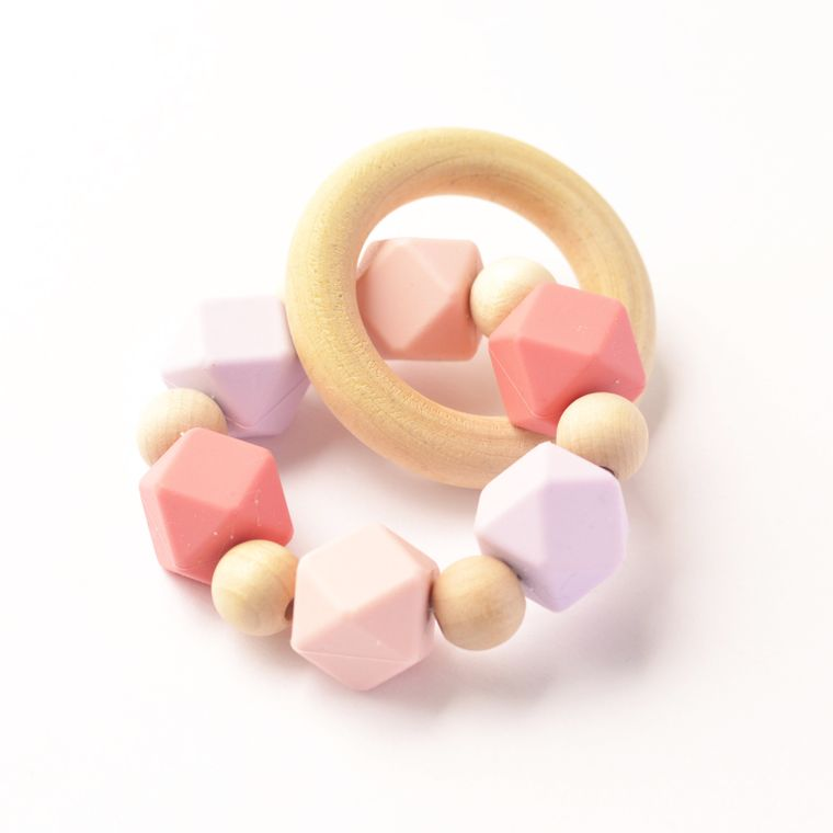 Hexi Teething Ring PPC