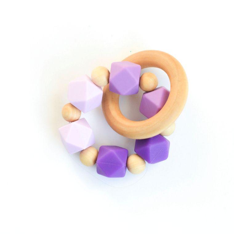 Hexi Teething Ring PPO