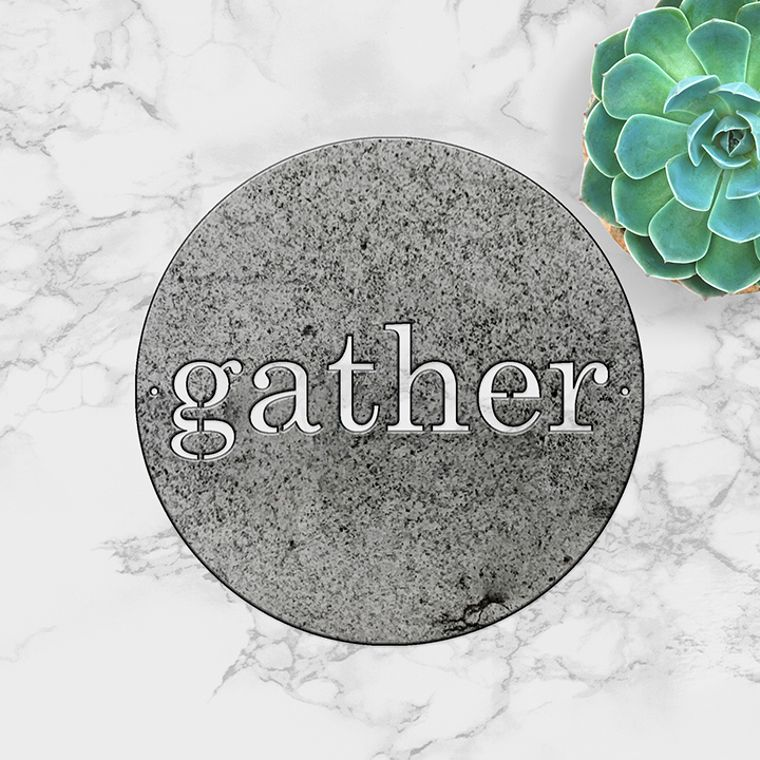 Gather Round (Small)
