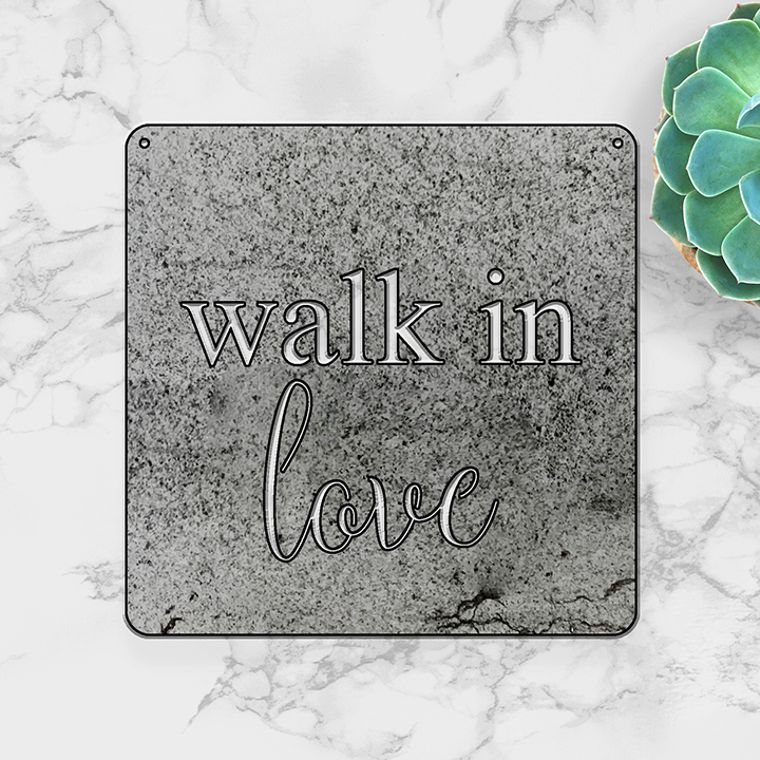 Walk in Love (Small)