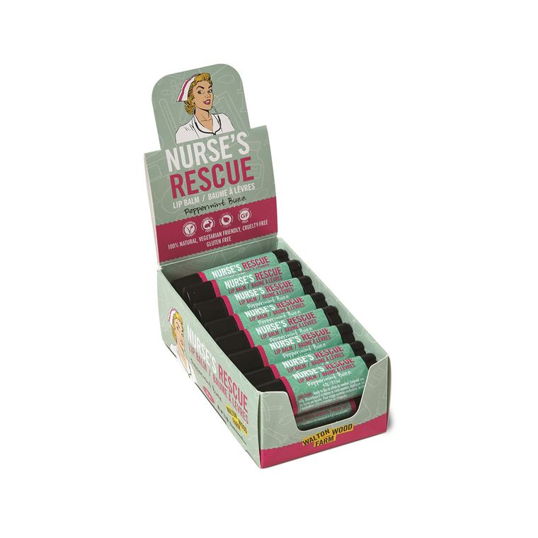 Lip Balm Pack /20 pc - Nurse's Rescue