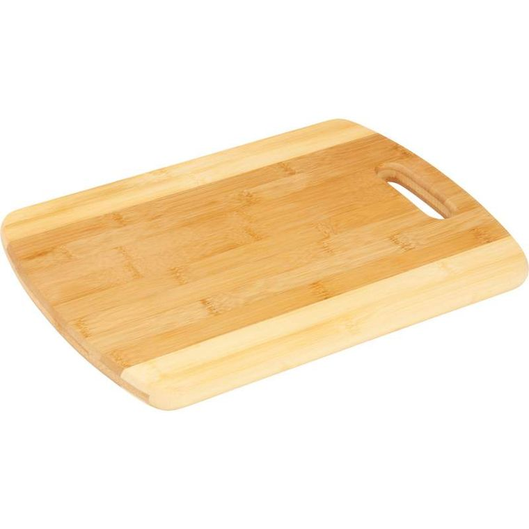 Chef Secret Bamboo Two-Tone Cutting Board