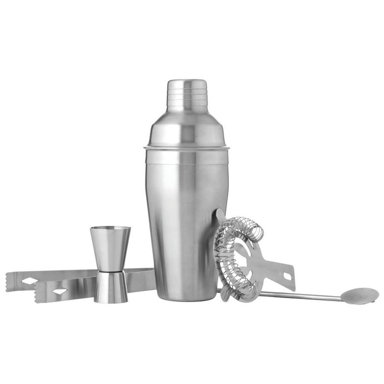 Wyndham House 5pc Stainless Steel Bar Set