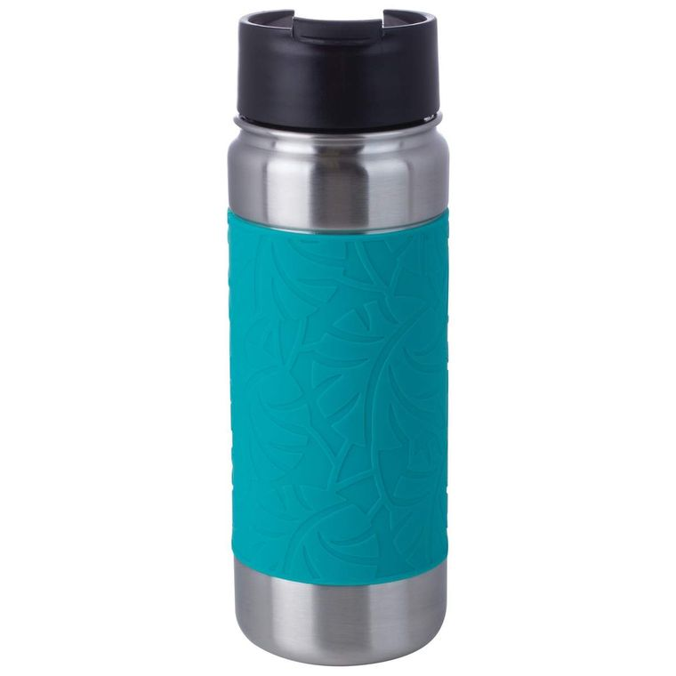18oz Teal Double Wall Vacuum Bottle