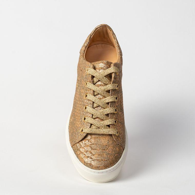 Women's Cork Piton Sneaker