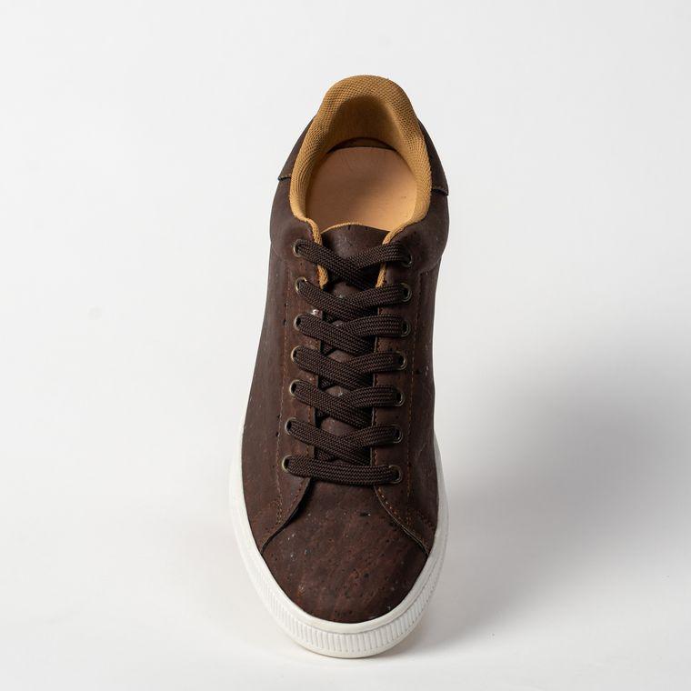 Women's Brown Cork Sneaker