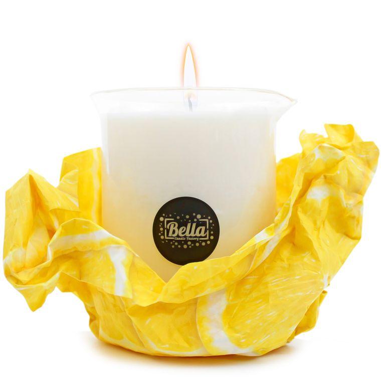 Lemon Massage Candle
