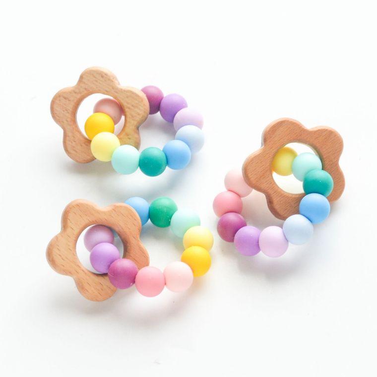 Flower Teething Ring