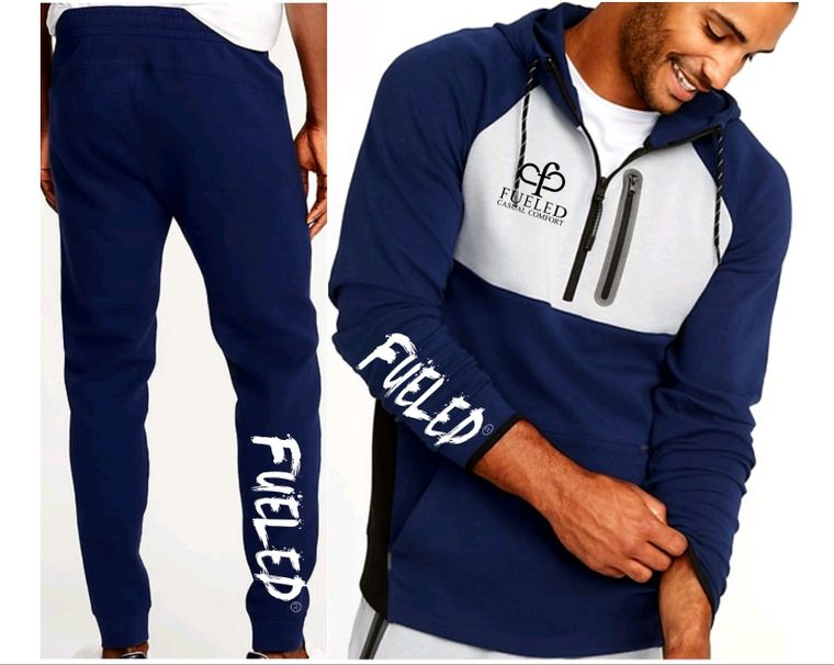 FCC Hoodie and Pant combination