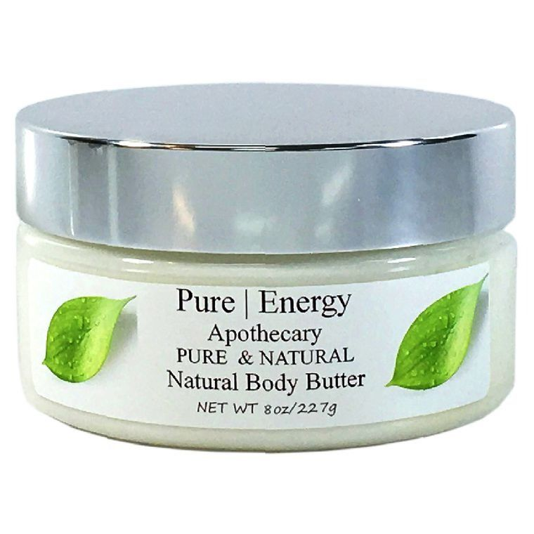 PURE & NATURAL (UNSCENTED) Body Butter