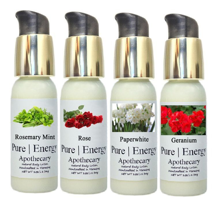 MINI SPRING GIFT SET (4 - 1oz Bottles)