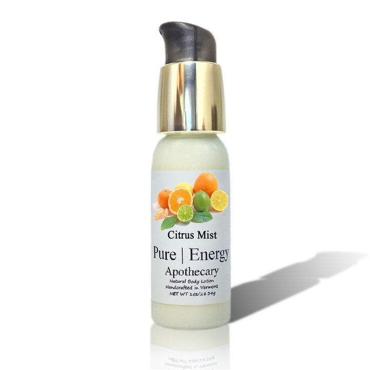 CITRUS MIST 1oz Body Lotion