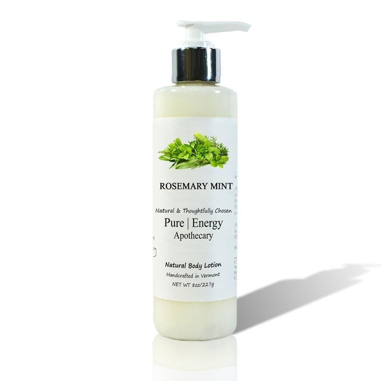 ROSEMARY MINT  8oz Body Lotion