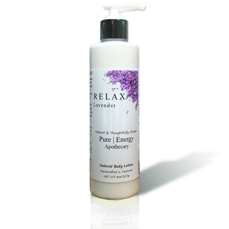 LAVENDER 8oz Body Lotion