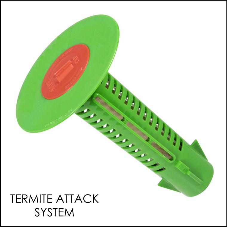 Decke Termite Attack System