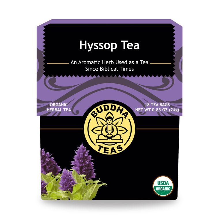 Hyssop Tea