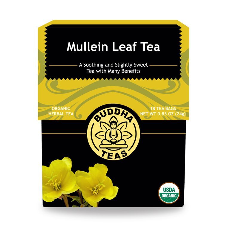 Mullein Leaf Tea