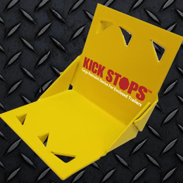 KICK STOPS Cargo Restraint Device
