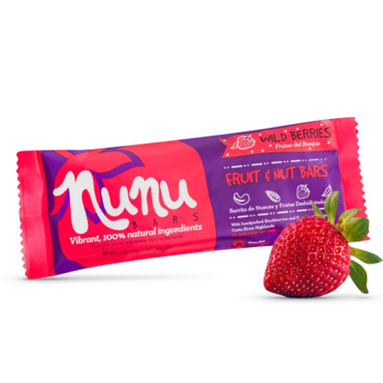 Nunu Bar Wild Berries
